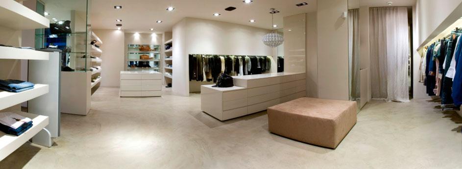 legnolinea montaggio arredamenti allestimento negozi